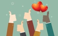 Zvyšování popularity na internetu