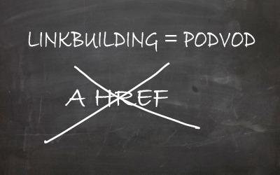 Linkbuilding je obelhávání vyhledávačů
